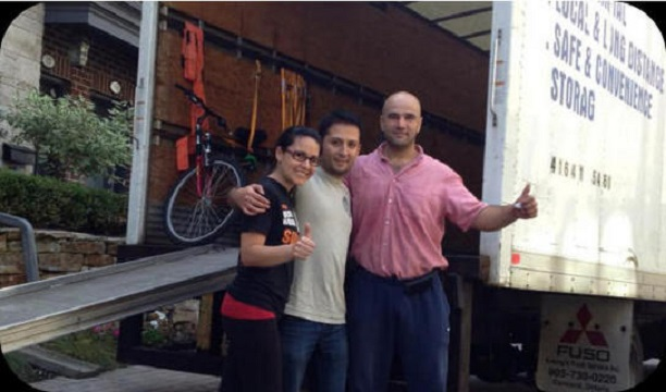Toronto Movers Home Move