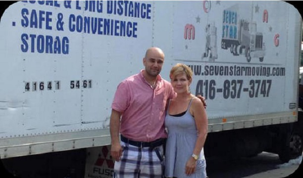 Toronto Mover with Customer