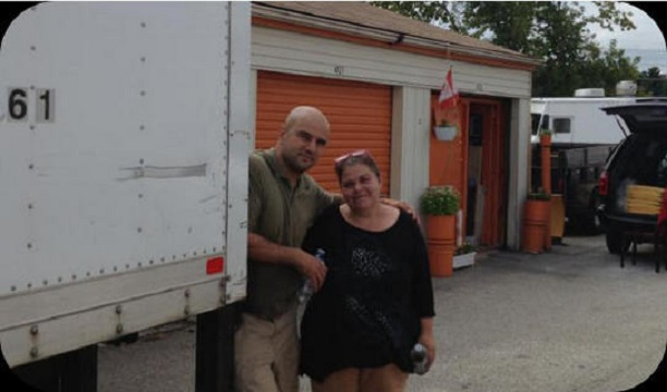 Toronto Moving Company Happy Customer